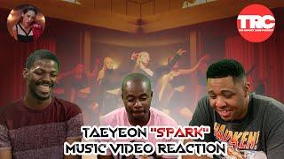 "Gambar cover Taeyeon ""Spark"" Music Video Reaction"