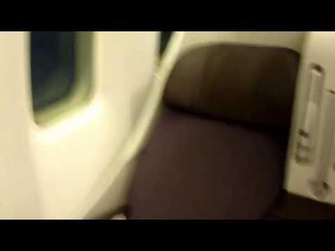 Business class/ clase premier Aeromexico boeing 767-300ER