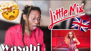 """LITTLE MIX """"WASABI""""    REACTION  Favour"""