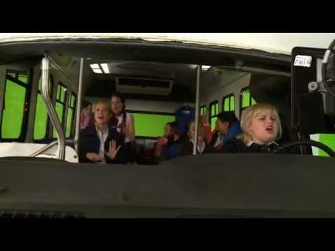 Pitch perfect behind the scenes i youtube - Pitch perfect swimming pool scene ...