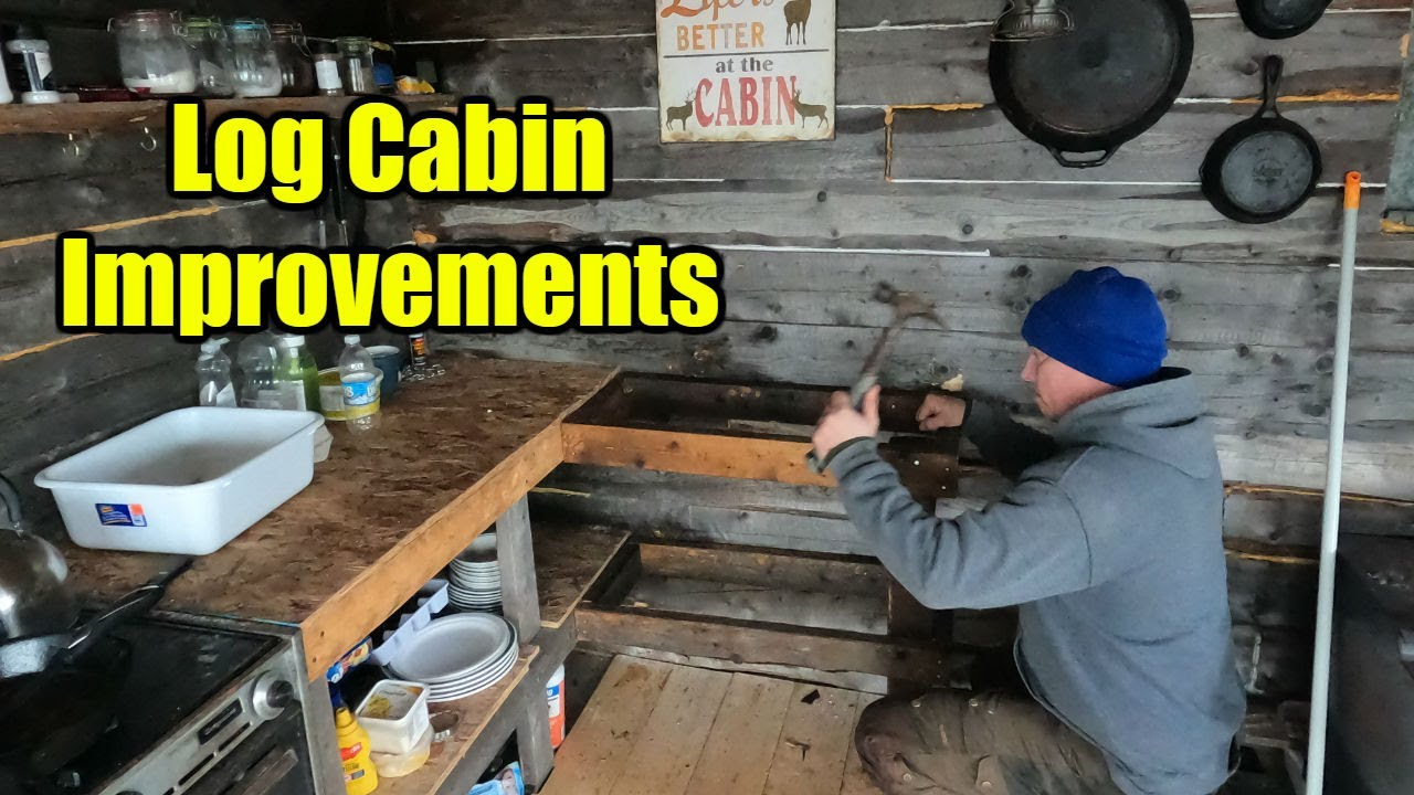 Log Cabin Improvements