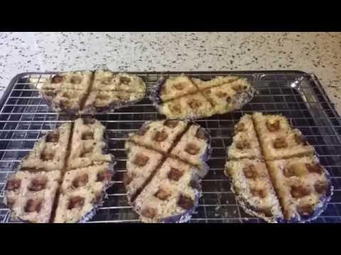 Presto Flipside Waffle Maker--Eggplant Parmesan