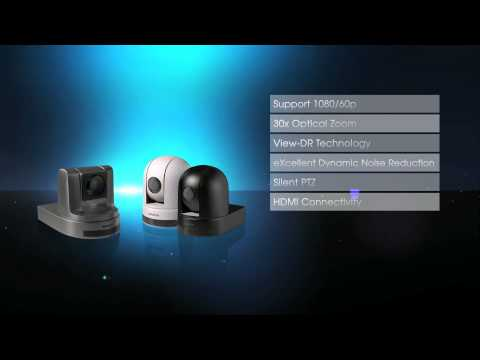 Sony SRG Series HD PTZ Cameras Teaser | Full Compass