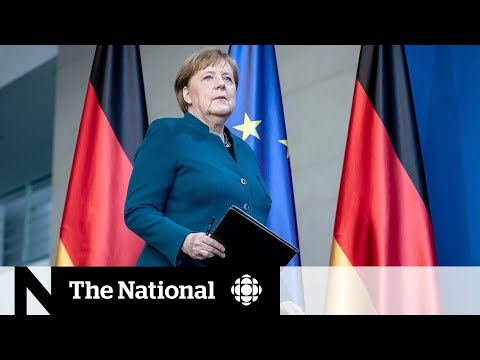 Coronavirus: Germany offers snapshot of what the UK may look like post-lockdown from YouTube · Duration:  2 minutes 46 seconds