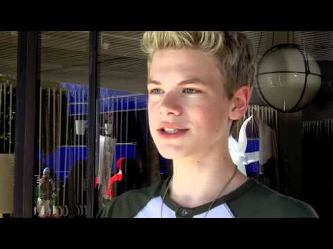 Kenton Duty Talks Recording at the Academy of Awesome Launch Party