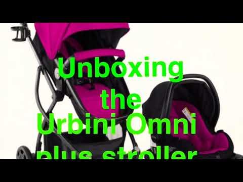 urbini/omni-plus-stroller-from-walmart