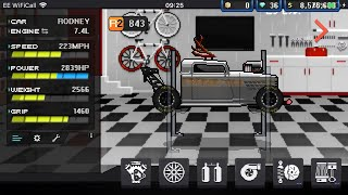 NEW HOTROD UPDATE // PIXEL CAR RACER
