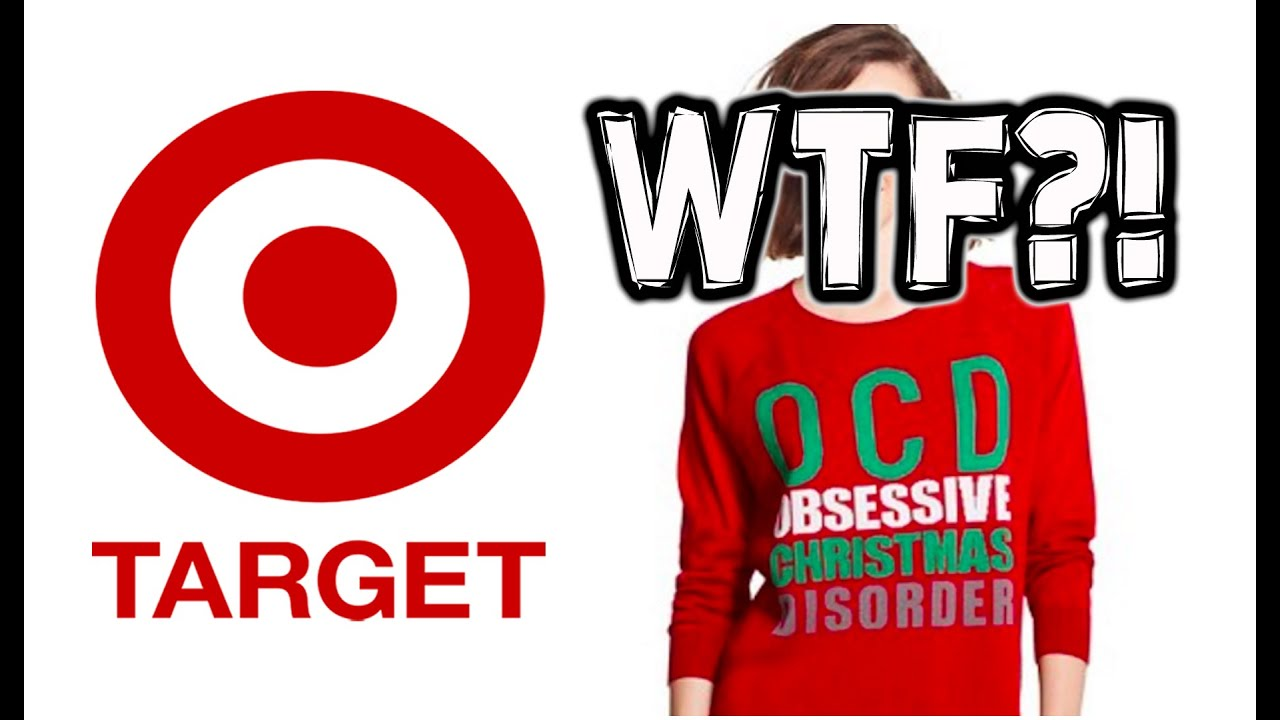 TARGET under fire for \