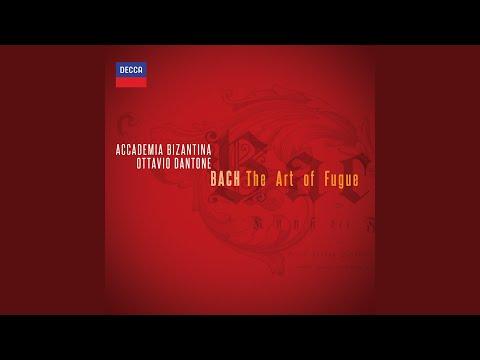 J.S. Bach: Die Kunst Der Fuge, BWV 1080 - Arr. For Chamber Orchestra - 1. Contrapunctus 1