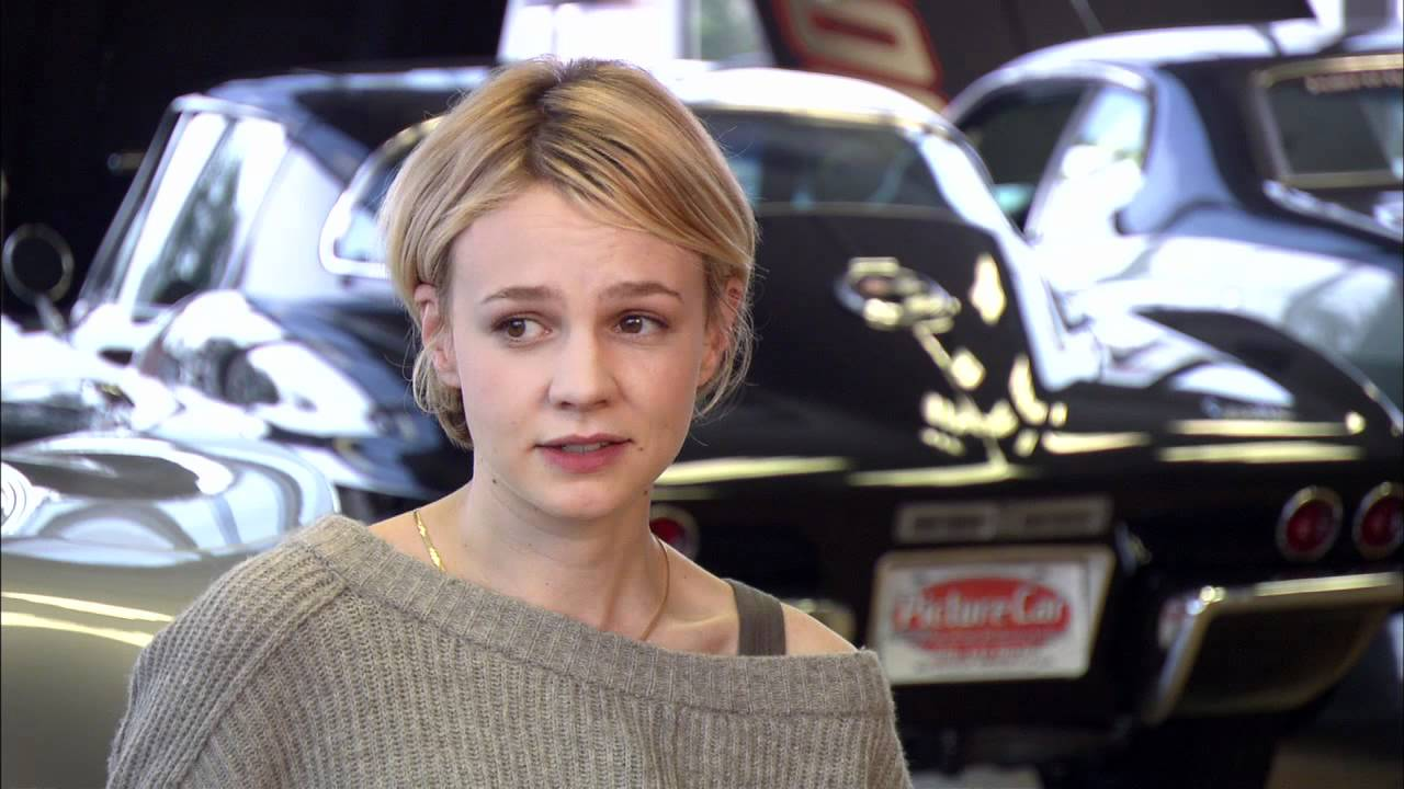 41ff5a893 Oscar-nominated actress Carey Mulligan Behind the Scenes of