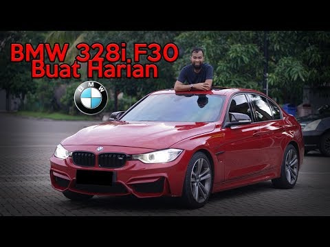 FULL REVIEW MOBIL HARIAN -  BMW 328i F30 2014