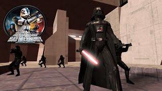 Star Wars Battlefront 2 Mods (PC) HD: Bespin: Urban Canyon | In Game Skin Changer Mod