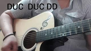 Tere bin | Atif Aslam | Guitar lesson