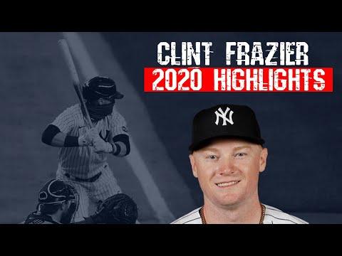 Clint Frazier 2020 Highlights