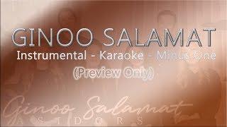 Ginoo Salamat - The AsidorS - KARAOKE - INSTRUMENTAL - MINUS ONE PREVIEW