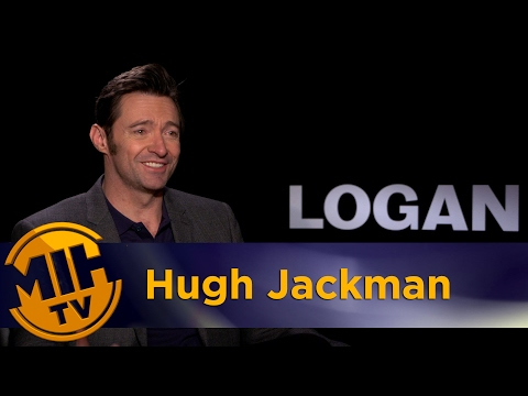 Hugh Jackman Logan Interview
