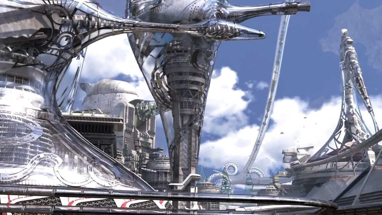 Final Fantasy XIII CGI-Cutscene HD - The Fifth Ark #1