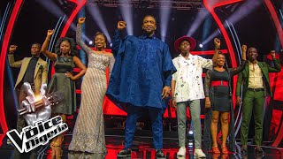 Episode 10 | Knockouts | The Voice Nigeria Season 3