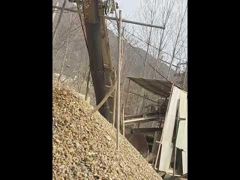 Wuyan crusher golden stone crusher