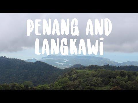 Penang & Langkawi, Malaysia   TRAVEL VLOG