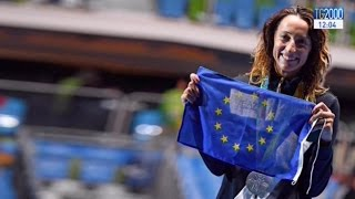 Rio 2016, l'argento di Elisa Di Francisca per l'Europa, contro il terrorismo