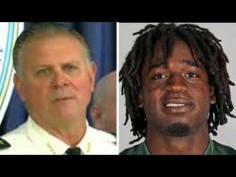 Sheriff fires back at critics of McKngiht critics