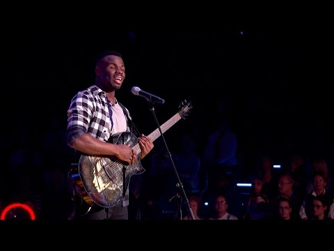 Emmanuel Nwamadi performs 'I've Been Loving You Too Long': Knockout - The Voice UK 2015 - BBC One