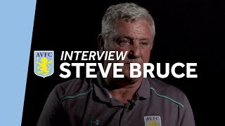 Play-Off Final | Steve Bruce sit-down interview