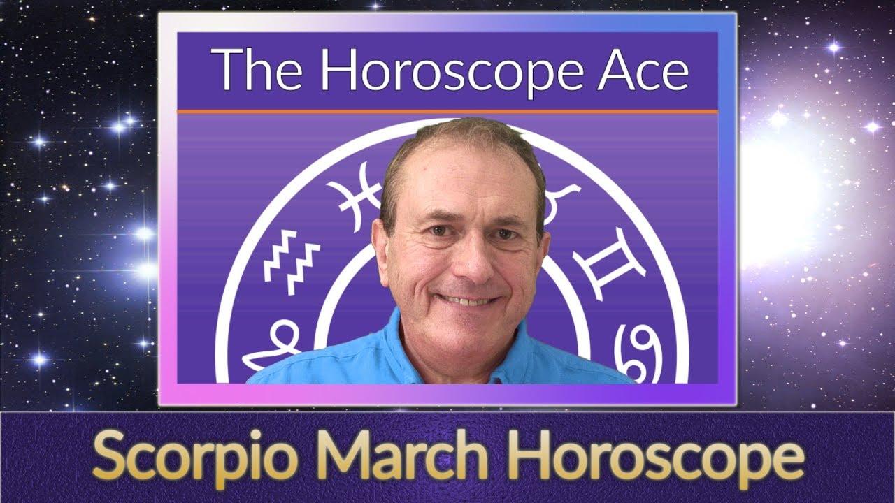 Scorpio March 2019 Horoscope