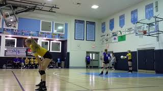 10.16.18   St John Defeats Bayshore Christian   2A District Semifinals (clip# )