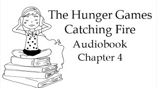 Голодные игры. И вспыхнет пламя. Глава 4. Аудиокнига на английском языке.