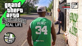 GTA Nerf San Andreas REAL LIFE | TrueMOBSTER