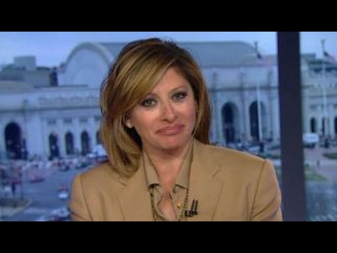 Thumbnail: Maria Bartiromo talks about her interview with Trump