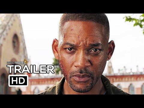 GEMINI MAN  Trailer 2019 Will Smith Sci-Fi Movie