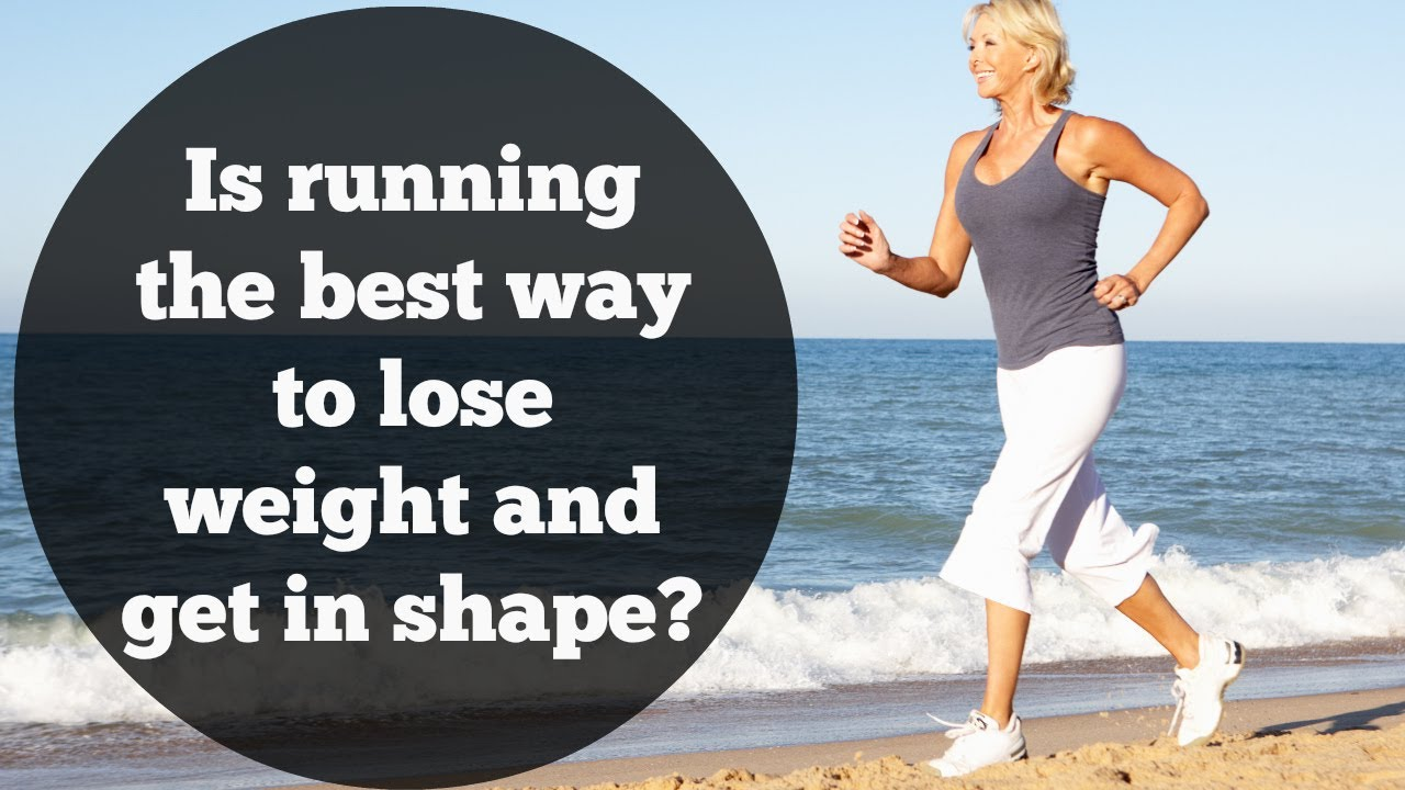 how to lose weight and get in shape