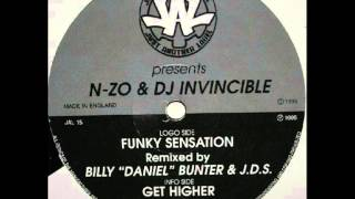 N Zo & Invincible - Funky Sensation (Billy Bunter & JDS Remix)