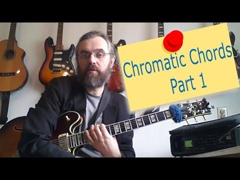Chromatics Chords - Part 1