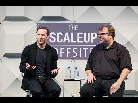 Scaling Product | Fireside with Joe Gebbia and Reid Hoffman