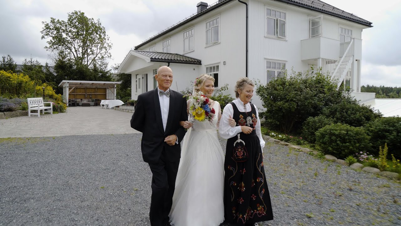Meryl og Kai «Hver gang vi møtes»- Wedding edition