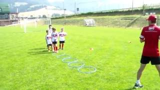 AC Milan Camp - Allenamento piccoli - Training