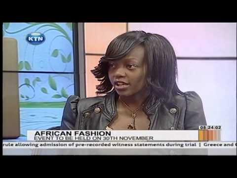 Fashion Designer Angela Ola speaks to Sophia Wanuna about African Fashion