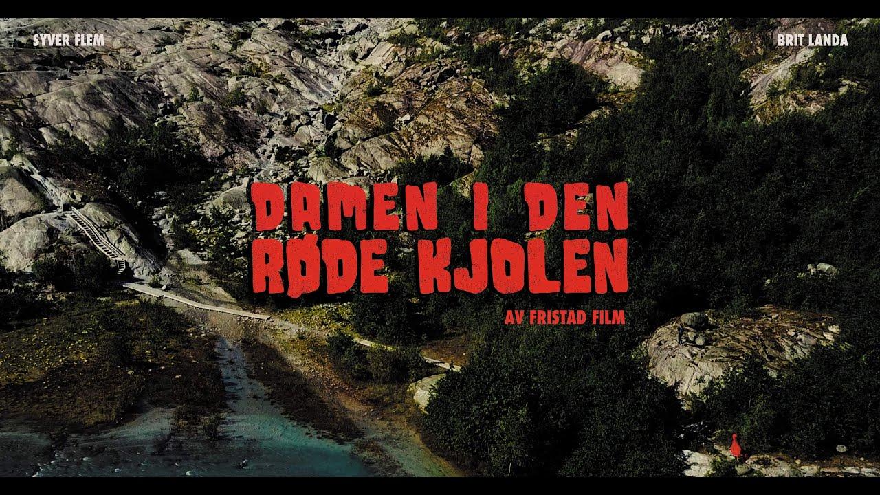 Damen I Den Røde Kjolen ( Official Trailer 2020)