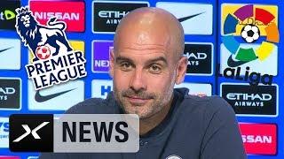 Pep Guardiola hofft: Lücke zur LaLiga schließen | Premier League