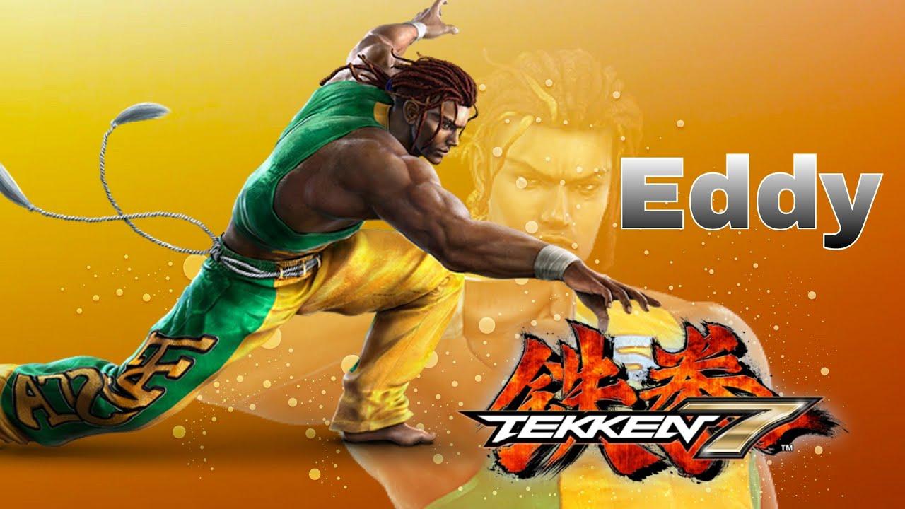 Resultado de imagen para Tekken 7: Eddy