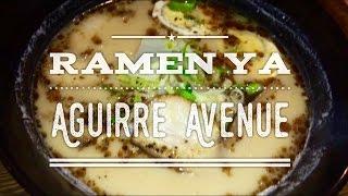 Ramen Ya Kuromayu Ramen and Sizzling Okonomiyaki Aguirre Avenue Paranaque