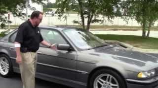 Used 2001 BMW 740i for sale at Honda Cars of Bellevue...an Omaha Honda Dealer!