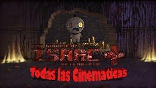 [The Binding Of Isaac Afterbirth +] ¡Todas las Cinematicas! | El Slime Furioso