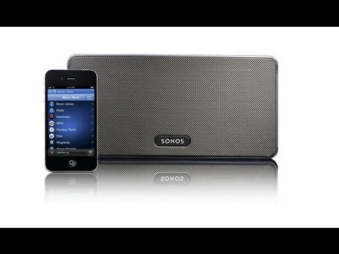 sonos connect connect amp doovi. Black Bedroom Furniture Sets. Home Design Ideas