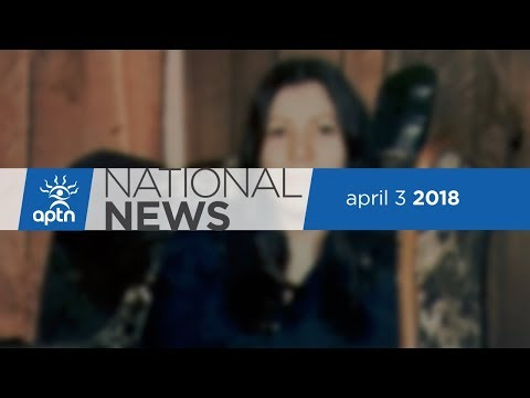 APTN National News April 3, 2018 – Amnesty Response, Tusk Ban