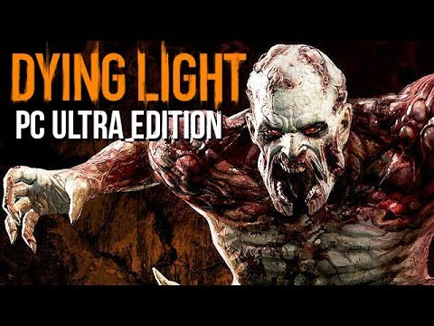 Dying Light Gameplay German PC Ultra Settings - Der Gasmann